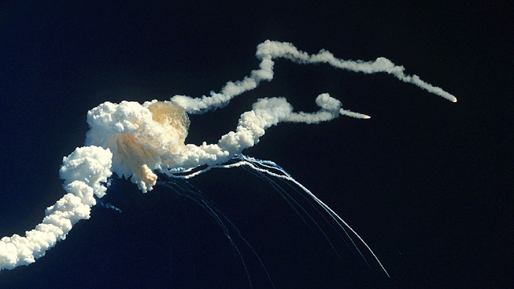 nasa's challenger tragedy On the morning of 28 january 1986, nasa lost its first astronauts to an in-space accident when all seven members of the space shuttle challenger crew were lost when a booster engine failed and.
