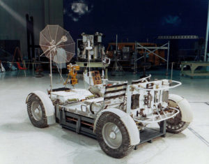 LRV (Lunar Rover Vehicle)